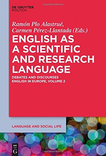 SCIENTIFIC ENGLISH (LLANTADA/ALASTRUÉ)  LSL 3 (Language and Social Processes [Lsp])