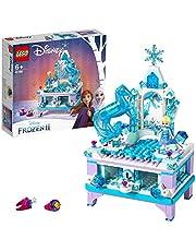 LEGO Disney 41168 Frozen II Elsa's Jewellery Box Creation Building Kit (300 Pieces)