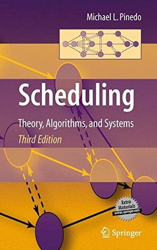 Scheduling: Theory, Algorithms, and Systems