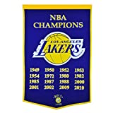 NBA Los Angeles Lakers Dynasty Banner
