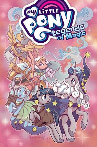 Price comparison product image My Little Pony: Legends of Magic, Vol. 2