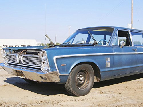 Tire Killer! '66 Fury Wagon! Big-Block Stroker Wagon Gets Big Power Upgrades! #Furyroadmaster