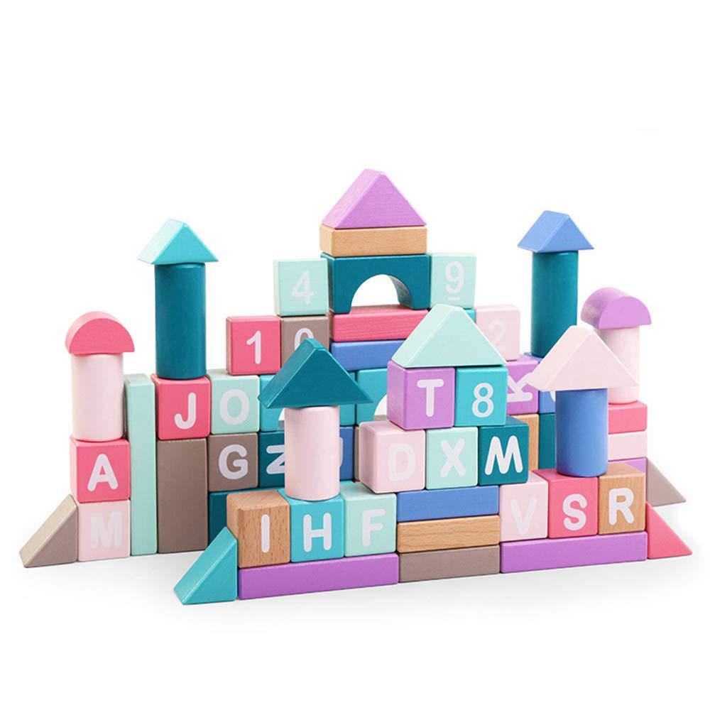 XMYL Bloque De Construcción Juguete Traje 1-6 Años De Edad Niño Juguete Rompecabezas Construcción Kit Niño Niña Creativo Regalo 87 Piezas