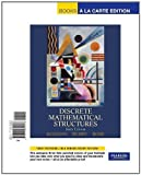 img - for Discrete Mathematical Structures, Books a la Carte Edition: (6th Edition) book / textbook / text book