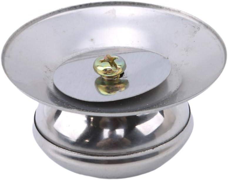 Garispace Poign/ée//Bouton de Rechange pour Bouton de Couvercle de Casserole de Casserole Poign/ée Universelle Bouton de Couvercle