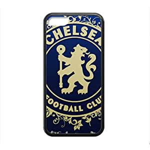 KJHI chelsea 2016 kit Hot sale Phone Case for iPhone 5c Black
