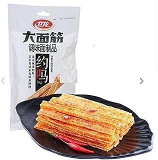 WEI LONG LATIAO Gluten Spicy Strips 68g 10PCS: Amazon co uk