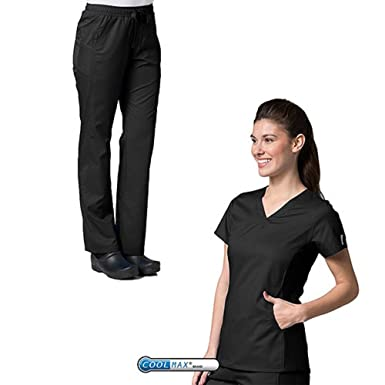 bae81b6cf0a Amazon.com: EON Active by Maevn 1718 Sporty Mesh Top & 7318 Pant ...