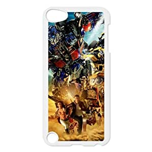 iPod Touch 5 Phone Cases White Transformers FSG521826