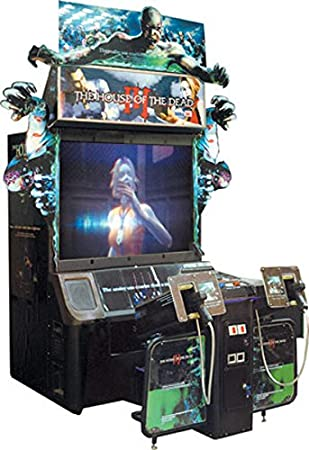 House of the Dead 3 Arcade Machine (Refurbished): Amazon.co.uk ...