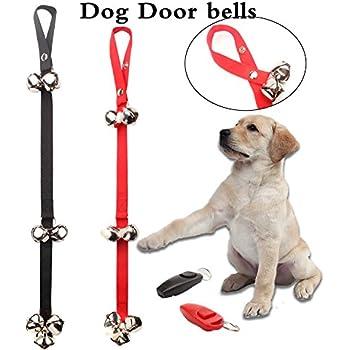 Amazon 2 Pack Dog Doorbells Premium Quality Training Great Dog