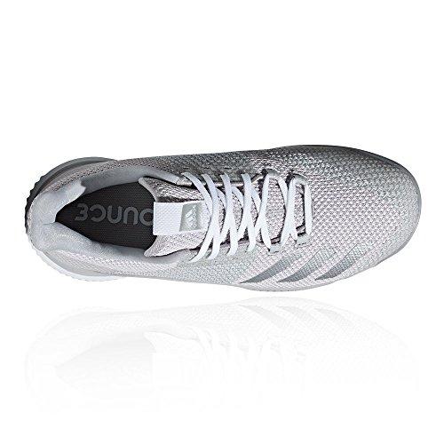 Chaussures gridos De plamet ftwbla 000 Volleyball Crazyflight 2 Adidas Blanc Bounce Femme qFHvtwT