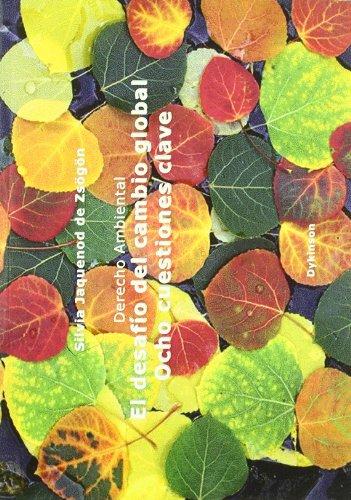 Descargar Libro Derecho Ambiental. Los Desafíos Del Cambio Global. Ocho Cuestiones Clave De Silvia Jaquenod Silvia Jaquenod De Zsögön