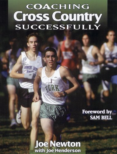 Coaching Cross Country Successfully (Coaching Successfully Series)