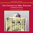 The Unexpected Mrs. Pollifax Audiobook by Dorothy Gilman Narrated by Barbara Rosenblat