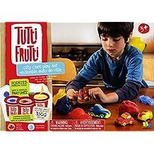 Tutti Frutti Scented Modeling Dough - City Cars Kit