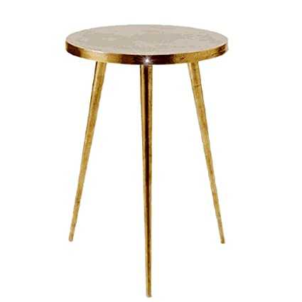 Round Coffee Table And End Tables 5