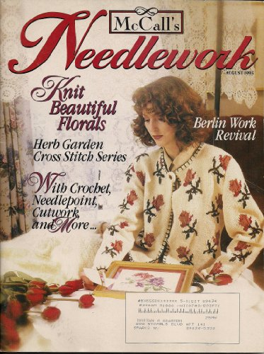 McCall's Needlework (August 1993, Volume 39, Number ()