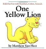 One Yellow Lion, Matthew Van Fleet, 0803710992
