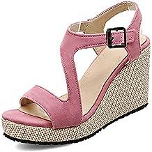 Wedges Sandals Women Plus Size Woman Summer Shoes Fashion Woman Sandals Heels 9 cm