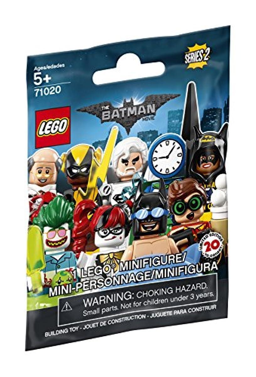 [해외] LEGO 71020 MINIFGURE THE LEGO BATMAN MOVIE SERIES 2 - 1 FIGURE