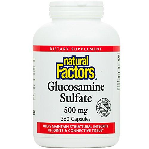 Glucosamine 500 Mg Capsules - 8