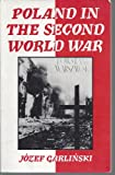 Poland in the Second World War, Josef Garlinski, 0870523724