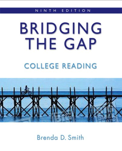 Bridging the Gap: College Reading (with MyReadingLab) Value Package (includes Longman Textbook Reader)