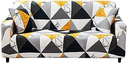 Housse de Canapé Coussin De Siège Polyester Spandex