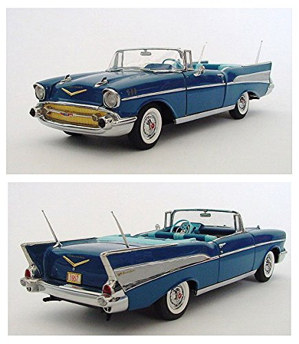 1/24 Scale 1957 Chevy Bel Air Convertible by the Danbury Mint