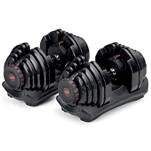 Bowflex SelectTech 1090 Adjustable Dumbbell (Pair)