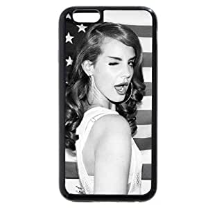 Apple Iphone 6 Case,WENJORS Awesome Summer smile Hard Case Protective Shell Cell Phone Cover For Apple Iphone 6 (4.7 Inch) - PC Transparent