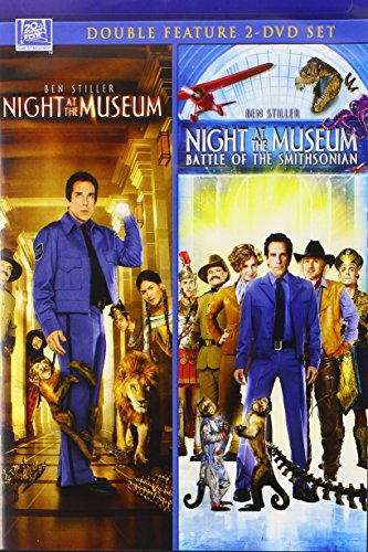Double Feature - Night at the Museum / Night at the Museum: Battle of the Smithsonian