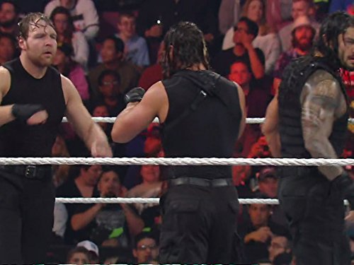 Six-Man Tag Team Match The Shield vs Evolution