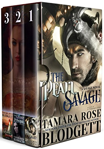 The Savage Series Boxed Set (Books 1-3): New Adult Dark Paranormal/Sci-fi Romance by [Blodgett, Tamara Rose]