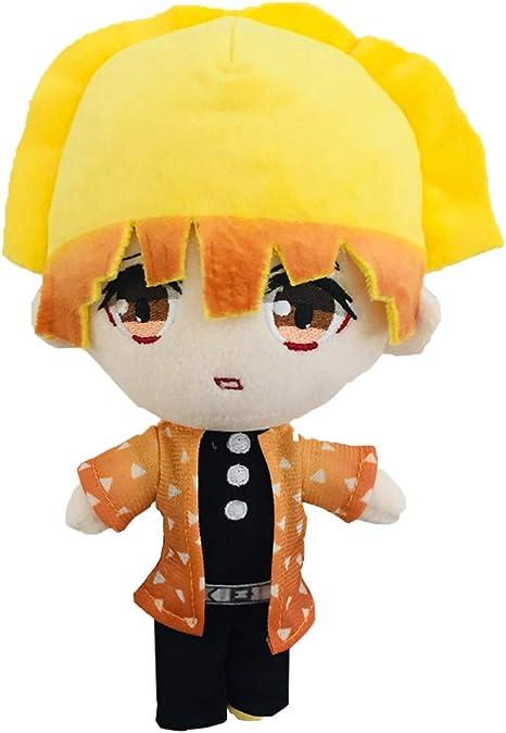 Demon Slayer Kimetsu no Yaiba Rengoku Kyoujurou Soft Plush Doll Stuffed Toy 20cm