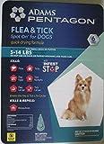 Flea & Tick Spot On for Dogs (5-14 Lbs)