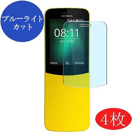 VacFun 4 Piezas Filtro Luz Azul Protector de Pantalla para Nokia ...