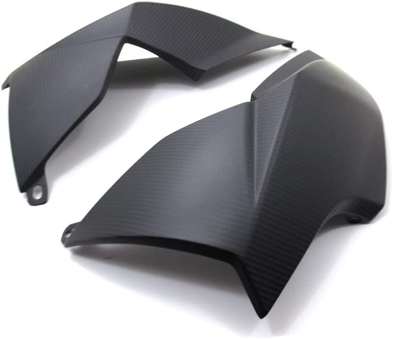 Carbon Seitenverkleidung Seite Verkleidung Aprilia Dorsoduro 750