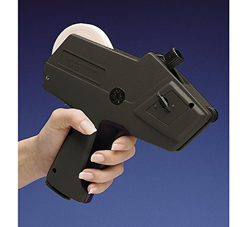 Monarch 1110 Pricing Gun, 1-Line, Black - Holds 1000 Labels by Abc Check Printing (Image #2)