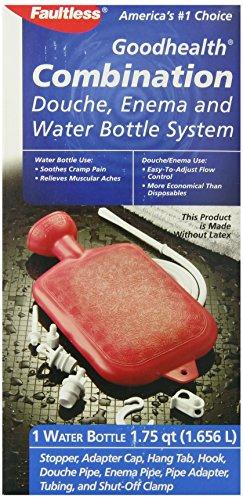 Flents Combination Douche Enema Kit product image