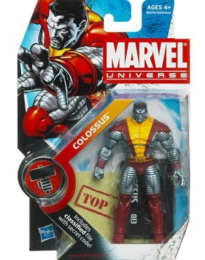 colossus action figure - 3