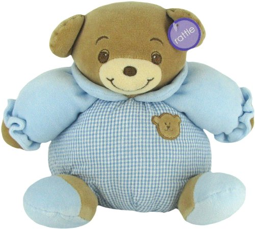 (Baby Bow Blue Playtime Bear 11