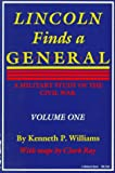 Lincoln Finds a General, Kenneth P. Williams, 0253203597