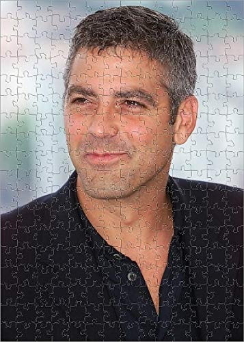 Media Storehouse 252 Piece Puzzle of Cannes-Cinema-O Brother Where Art Thou-Clooney (12357948)