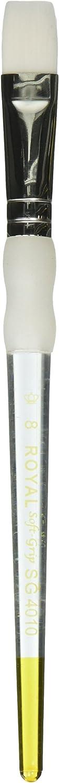 SG40106 Royal /& Langnickel-poignée souple Brosse SG 4010-6