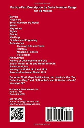 colt 1911 serial number guide