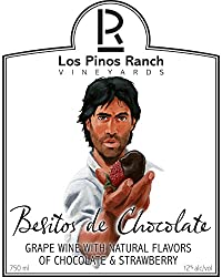 Los Pinos Ranch Vineyards Besitos de Chocolate