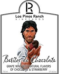 NV Los Pinos Ranch Vineyards Besitos de Chocolate 750 mL