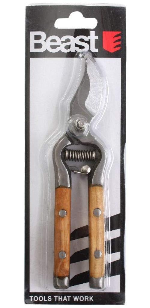 Beast Vintage-Style Rebenschere 200mm Garten-Schere Rosen-Schere AST-Schere Strauch-Schere